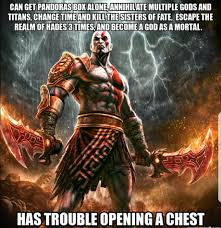what s your favorite quote from kratos gag