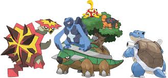 Image result for blastoise and carracosta