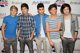 one direction members songs facts