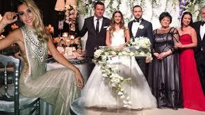 Banu Ilıcalı'nın düğününde neler yaşandı