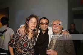 Lola Schnadeo, Harry Stendhal and Adolfas Mekas attend JONAS MEKAS ...