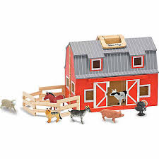 Melissa Doug Fold Go Barn At Tractor Supply Co