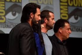 Noam Murro, Rodrigo Santoro, Eva Green & Sullivan Stapleto… | Flickr