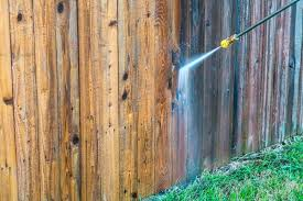 Should I Pressure Wash My Fence Before Staining Y All