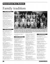 Family tradition - Hope College