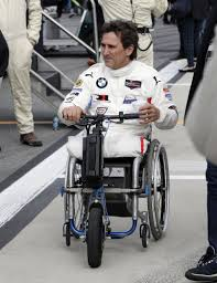 Racing result secondary to Zanardi's journey to Daytona
