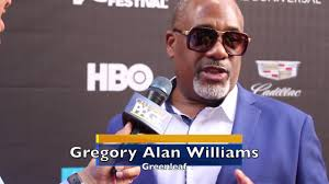 Gregory Alan Williams of Greenleaf talks fight scene - YouTube