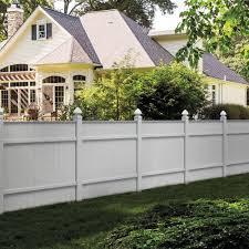 Veranda 6 Ft X 6 Ft White Vinyl Windham Fence Panel 73014216 The Home Depot Fence Panels White Vinyl Vinyl Fence Panels