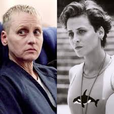I just realized why Lori Petty aka Lolly looks so familiar ...