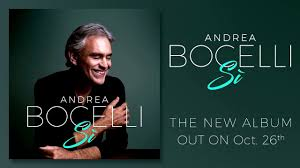 Andrea Bocelli - Sì - the new album - YouTube