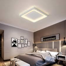 ceiling flush modern simple led bedroom