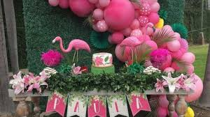 Ideas Para Fiestas De Flamingos Todo Para Fiestas De Flamingos