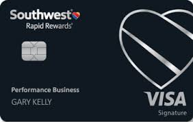 southwest airlines credit card