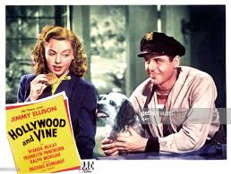Hollywood And Vine, lobbycard, Wanda McKay, James Ellison, 1945. News Photo  - Getty Images