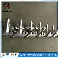 Security Spike Anti Climb Wall Spike On Top Of Fence Wall Gate Buy Security Spike Anti Climb Wall Spike Wall Spike Fence Product On Alibaba Com