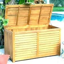 storage box home depot outdoor bins