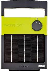 Buy Here Patriot Solarguard 80 Solar Energizer 3 Mile 12 Acre Patriot Electric Fence Chargers Fencing And Farm Supplies From Valley Farm Supply
