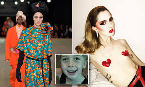 Teddy Quinlivan comes out as transgender in NYFW finale | Daily Mail Online