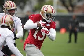 Former Spartan & Current NFL 49er WR Aaron Burbridge Making a Big ...