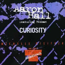Aaron Hall Featuring Redman - Curiosity (1995, Vinyl) | Discogs