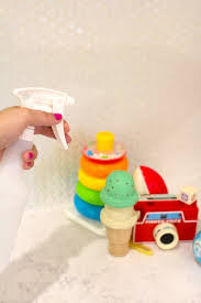 this easy to make nontoxic toy cleaner