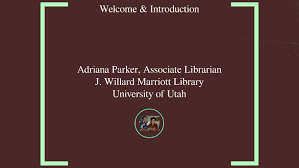The Problem of White Normativity in US Public Libraries by Adriana Parker  on Prezi Next