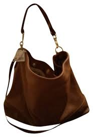 Mulberry East West Effie Brown Pebbled Leather Hobo Bag - Tradesy