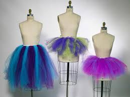 how to make a no sew tutu skirt how