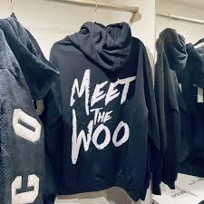 Pop Smoke Custom Hoodie Merch Meet The Woo