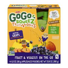 gogo squeez fruit veggiez apple