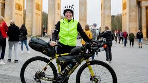 Jenny Graham Cycles Around The World In Under 125 Days, Shattering Record |  KPBS