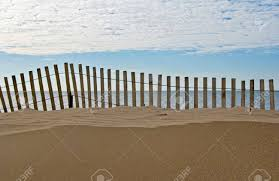Old Wooden Snow Fence On Beach Stock Photo Picture And Royalty Free Image Image 5808484