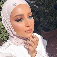 makeup hijab insram saubhaya makeup