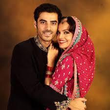 Adeel Hussain and Aamina Sheikh | Celebrities, Actor, Couple photos