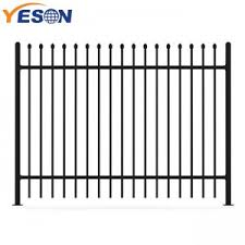 china decorative wrought iron gates