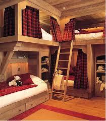Kids Room Cosy Chalet Bedroom Cabin Interior Design Log Cabin Interior Cabin Interiors