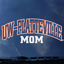 University Of Wisconsin Platteville License Plate Frames Car Decals And Stickers