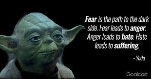 yoda quotes to keep you away from the dark side goalcast