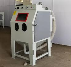 suction blast cabinet from china