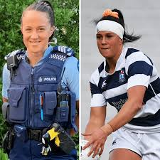 Auckland Storm and Black Ferns lock Charmaine Smith lays down the law – on  and off the rugby field