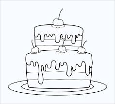 Tuyển tập tranh tô màu bánh sinh nhật cho các bé | Sinh nhật, Thiệp sinh  nhật, Hình ảnh