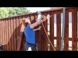 Building A Board On Board Cedar Fence Part 2 Youtube