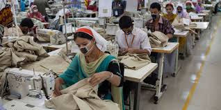 apparel ers upset with slow