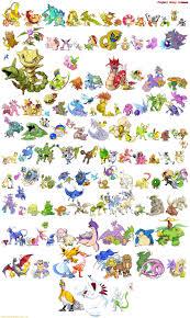 Project Shiny Pokemon: Johto's New Pokedex by Twarda8 on DeviantArt
