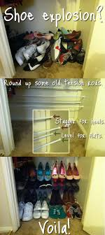 20 Outrageously Simple Diy Shoe Racks And Organizers You Ll Want To Make Today Diy Crafts