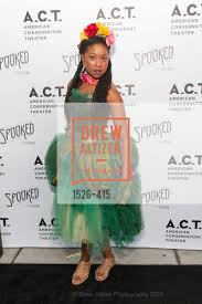 Adriana Mitchell at SPOOKED AT THE STRAND Presented by the American  Conservatory Theater