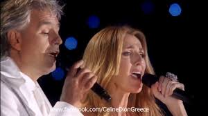 The Prayer Live - Celine Dion & Andrea Bocelli - YouTube