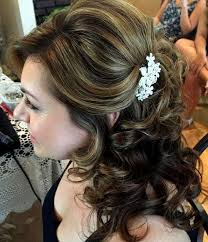 mother of bride hairstyles at weddings