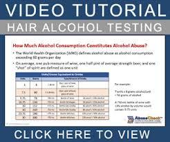 abusecheck hair alcohol abuse testing
