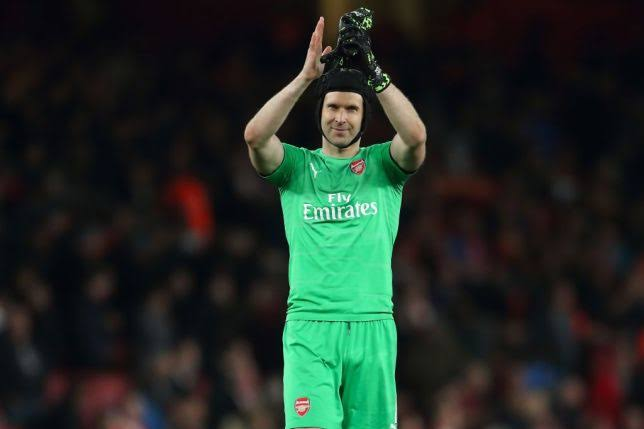 Image result for cech getty""